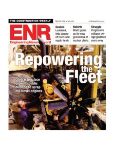 Porter PR & Marketing, one of the leading PR Firms in Las Vegas lands construction company cover story on ENR