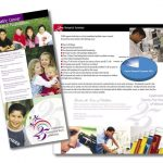 Marketing collateral - brochure by Porter PR & Marketing