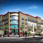 Rendering of construction project Porter PR & Marketing promoted