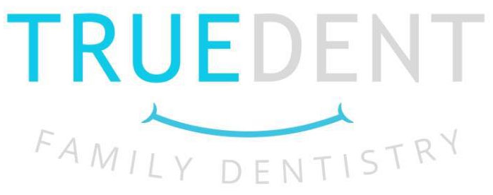 Logo of Porter PR & Marketing Client Truedent Family Dentistry